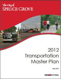 Transportation Master Plan cover