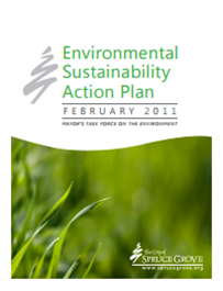 Environmental Sustainability Action Plan cover