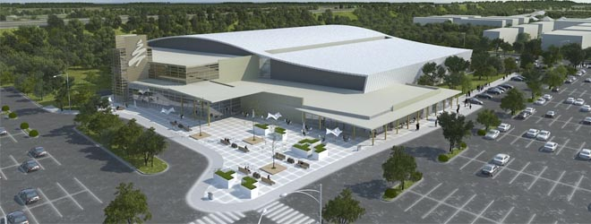 Proposed Multi-Use Sport and Event Centre